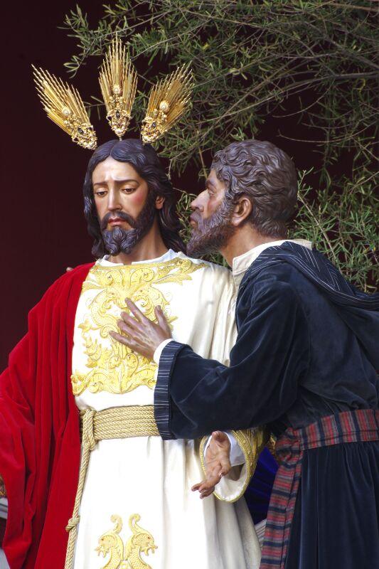 01 Cristo y Judas