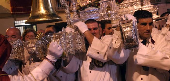 Participa en la elaboración de la cruceta musical para el Domingo de Ramos de 2018