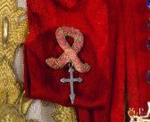 La Virgen del lazo rosa