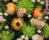 Simbología de la manzana y la granada en la liturgia del Triduo en honor a María Santísima del Gran Perdón
