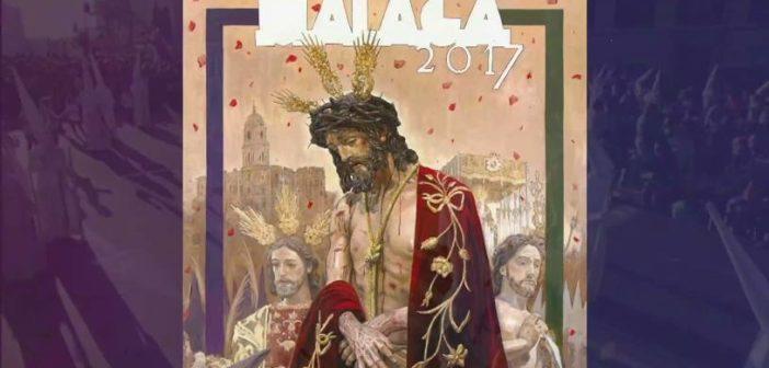 Acto de presentación del cartel de la Semana Santa de Málaga 2018
