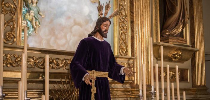Reportaje fotográfico  Triduo a Nuestro Padre Jesús del Prendimiento