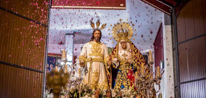 Reportaje fotográfico – Traslado de nuestros Sagrados Titulares.