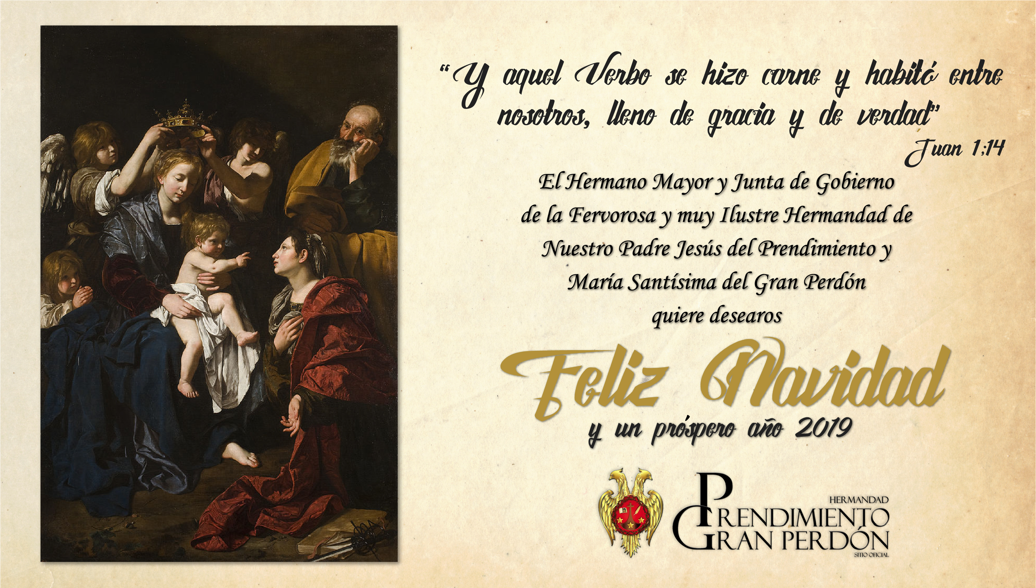 Imagenes Felicitacion Navidad 2019.Felicitacion De Navidad