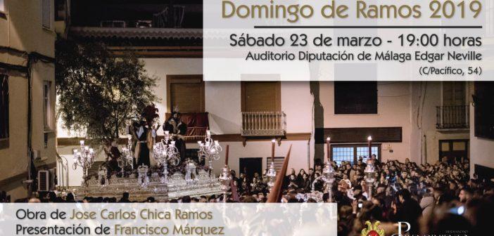 La Hermandad del Prendimiento presenta su cartel del Domingo de Ramos 2019
