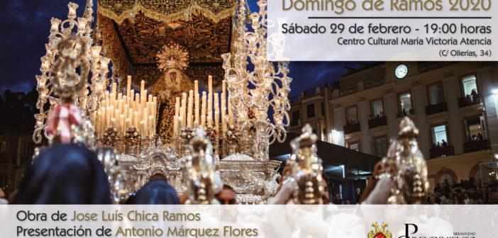 La Hermandad del Prendimiento presenta su cartel del Domingo de Ramos 2020