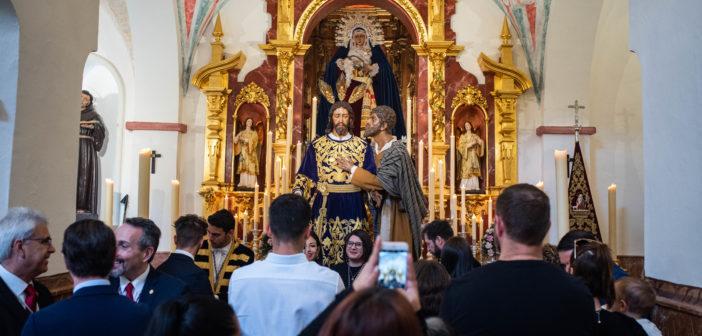 Reportaje Fotográfico – Función Principal en honor a Nuestro Padre Jesús del Prendimiento