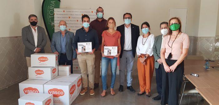"""La campaña """"Mochila Solidaria"""" atiende a más de 600 alumnos/as en Málaga capital"""