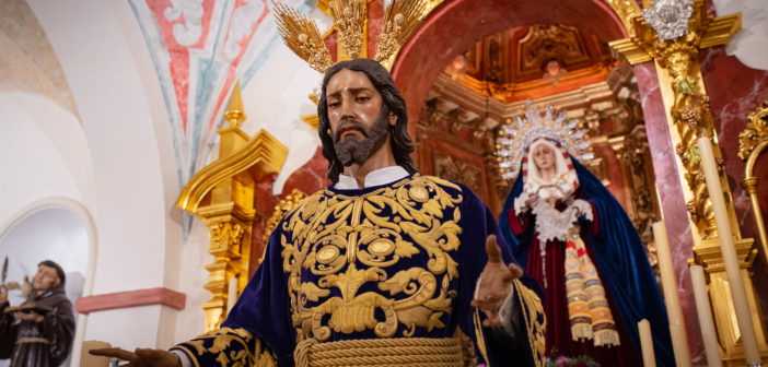 El acto de presentación del cartel anunciador del Domingo de Ramos será el 28 de febrero