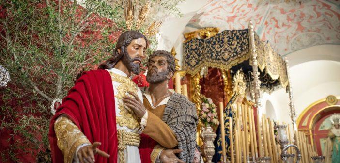 Reportaje Fotográfico – Nuestros Sagrados Titulares en sus altares para la Semana Santa 2021