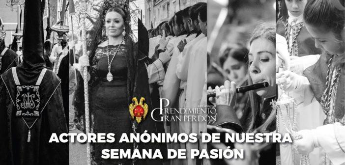 """Película """"Actores anónimos de nuestra Semana de Pasión"""""""