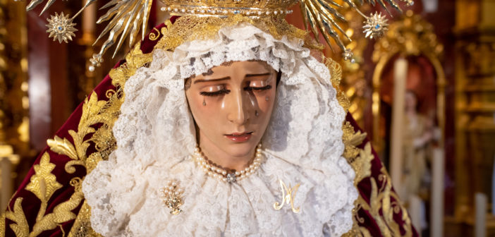 Reportaje fotográfico – Triduo en honor a Mª Stma. del Gran Perdón